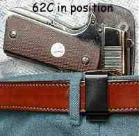 holsters, clip