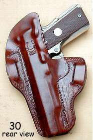 holster #30 rear view
