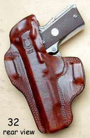 holster #32 rear view