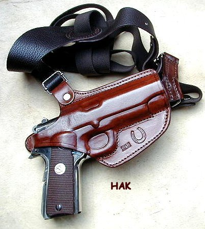 Shoulder Holster HAK