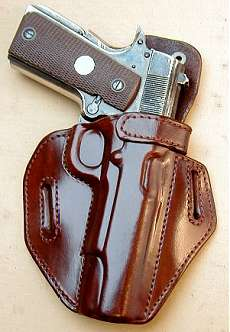 Combination holster