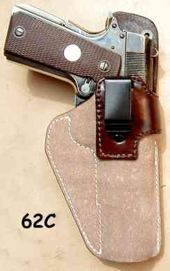 holsters, IWB